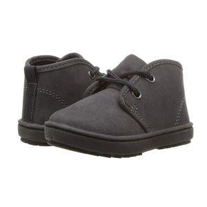 OshKosh toddler boys gray chukka boot